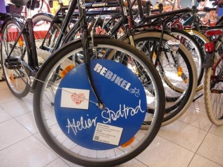 Rebikel Werkstattrad