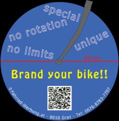 brand your bike